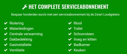 service abonnement